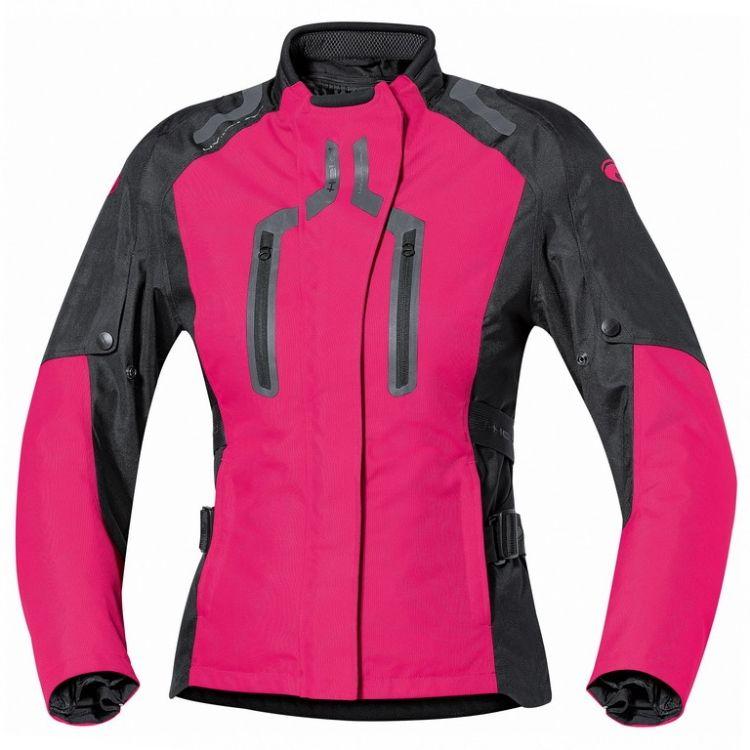 Moto oblečení Held • Katalog prodejce • Bundy - textil • černá - růžová 7295de87b0