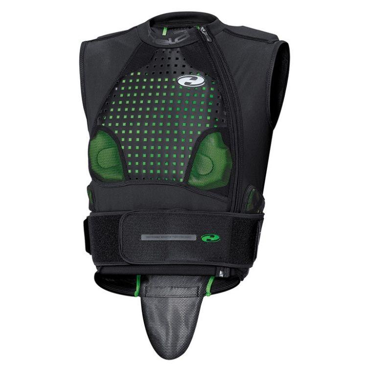 Moto oblečení Held • Katalog prodejce • Chrániče • černá - zelená dámská 7ce2d9a4fa