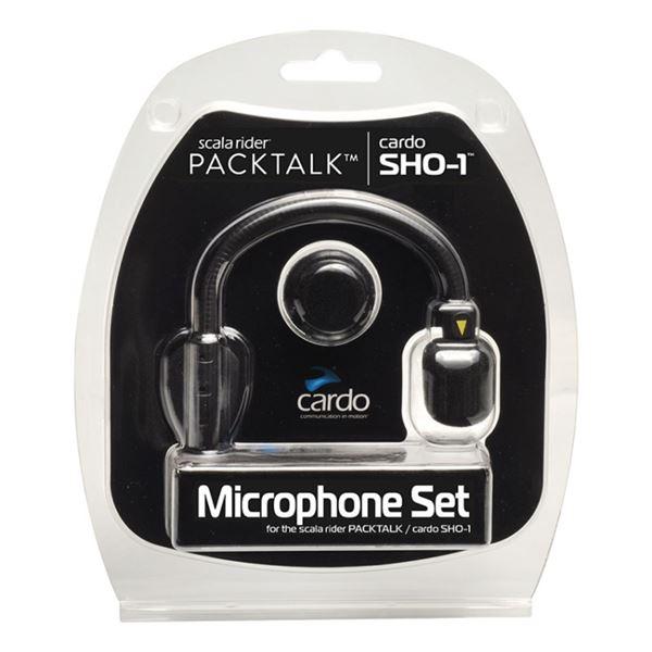 Sada mikrofón pro Cardo PT/FREECOM/SP/SHO-1/SMARTH
